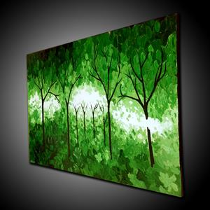 Detail Image for art FOREST GREEN