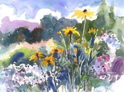 Art: Gloriosas in Excelsis by Artist Karen Winters