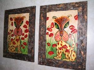 Detail Image for art Poppy Cat