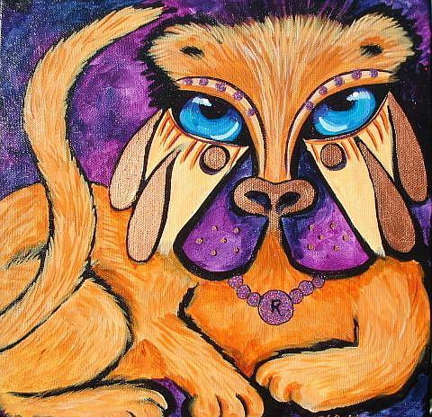 Art: Cleocatra by Artist Ke Robinson