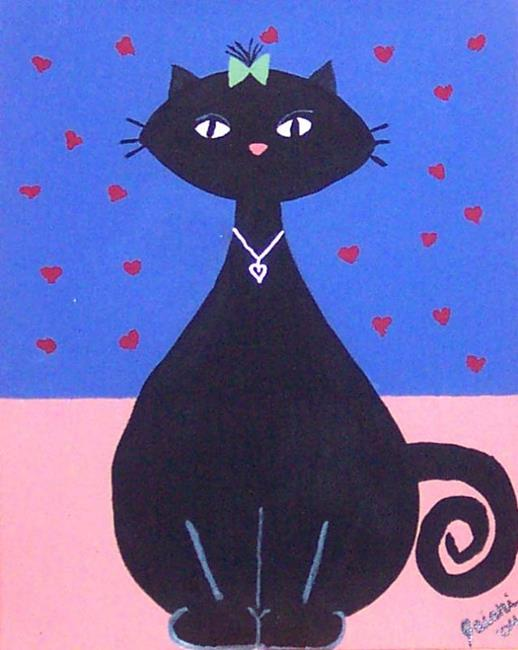 Art: Precious by Artist Shirley Inocenté