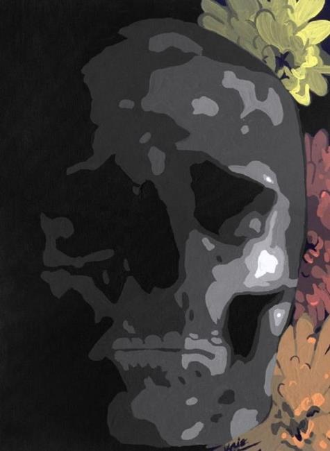 Art: Leave the Darkness Behind by Artist Kris Jean