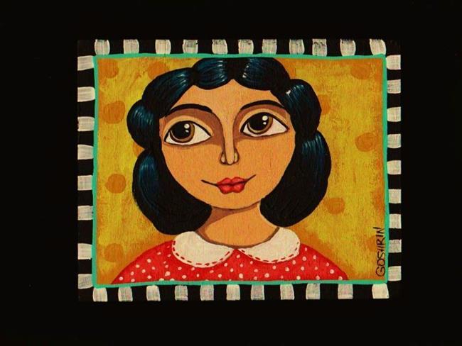Art: Morning Coffee by Artist Cindy Bontempo (GOSHRIN)