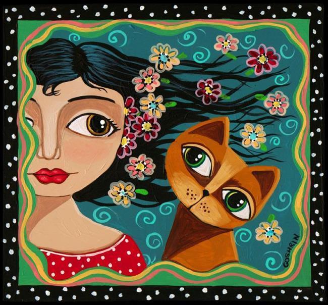 Art: Breeze by Artist Cindy Bontempo (GOSHRIN)