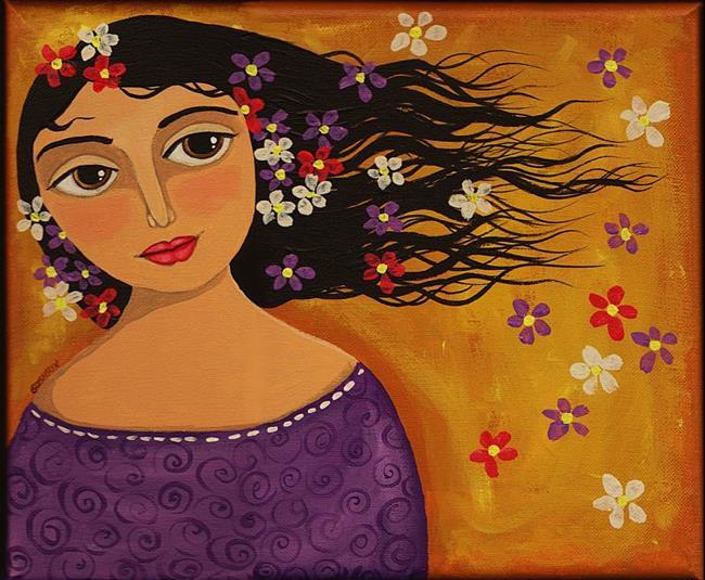 Art: Just let it go by Artist Cindy Bontempo (GOSHRIN)