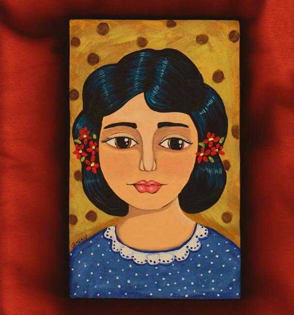 Art: In My Mind by Artist Cindy Bontempo (GOSHRIN)