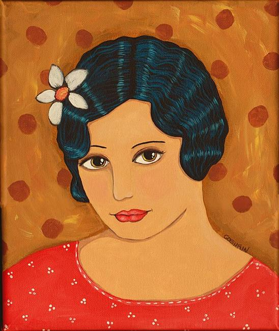 Art: You Don't Know Me by Artist Cindy Bontempo (GOSHRIN)