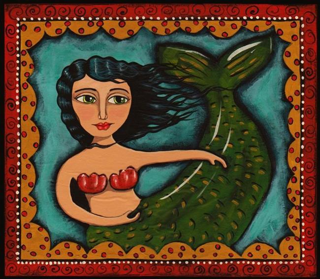 Art: She Sells by Artist Cindy Bontempo (GOSHRIN)