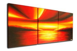 Detail Image for art HEAVENS BLAZE