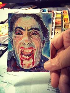 Detail Image for art Vampire Joy