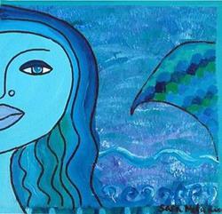 Art: L' Marine by Artist sara molano