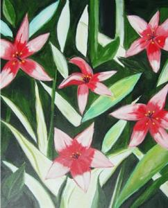 Detail Image for art LILLIES FOR EBSQ SHOW