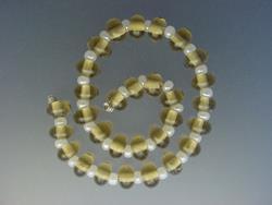 Art: BG Morrow LAMPWORK Handmade Glass Art 30 Beads C864 SRA by Bonnie G Morrow