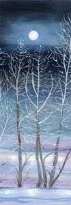 Detail Image for art Snow Moon