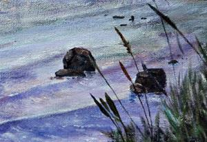 Detail Image for art A cold morning on Windermere
