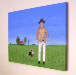 Detail Image for art Country Boys (Not For Sale)