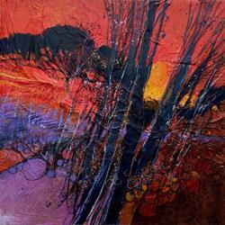 Art: paesaggio toscano 8 by Artist Alessandro Andreuccetti
