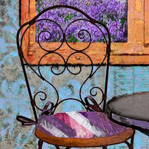 Detail Image for art Lavender Bistro