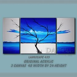 Art: landscape painting 439 by Artist Theo Dapore