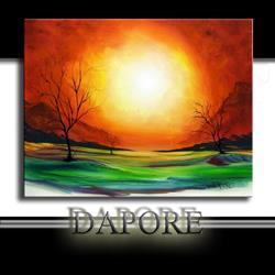 Art: land297dapore by Artist Theo Dapore