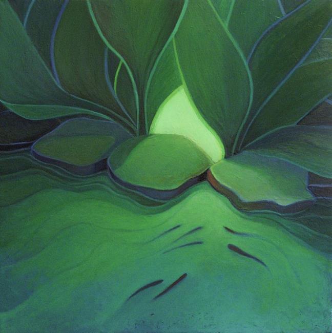 Art: Minnow Morning by Artist Elizabeth Fiedel