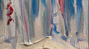 Detail Image for art winter Trees