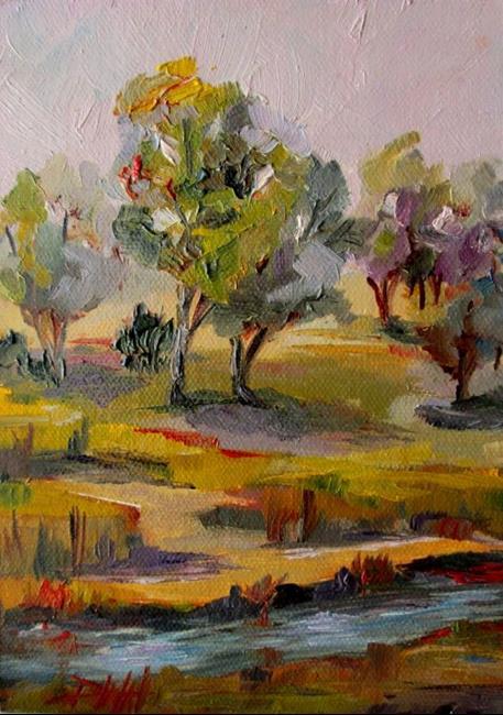 Art: Summer Days by Artist Delilah Smith