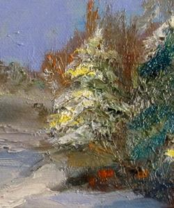 Detail Image for art Last Snow