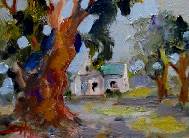 Art: Landscape by Artist Delilah Smith