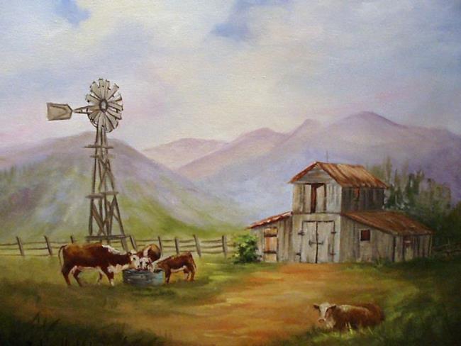 Windmill Painting Ideas