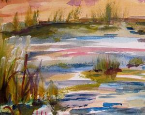 Detail Image for art Landscape Interpretation