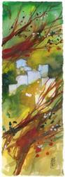 Art: paesaggio toscano 7 by Artist Alessandro Andreuccetti