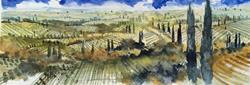 Art: paesaggio98 by Artist Alessandro Andreuccetti