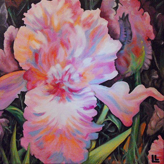 Art: Pretty In Pink by Artist Lindi Levison