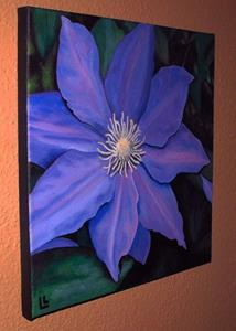 Detail Image for art Clematis Royale