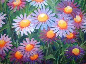 Detail Image for art Chrysanthemum Anthem