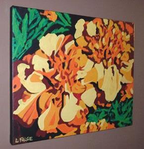 Detail Image for art Marigold Magic