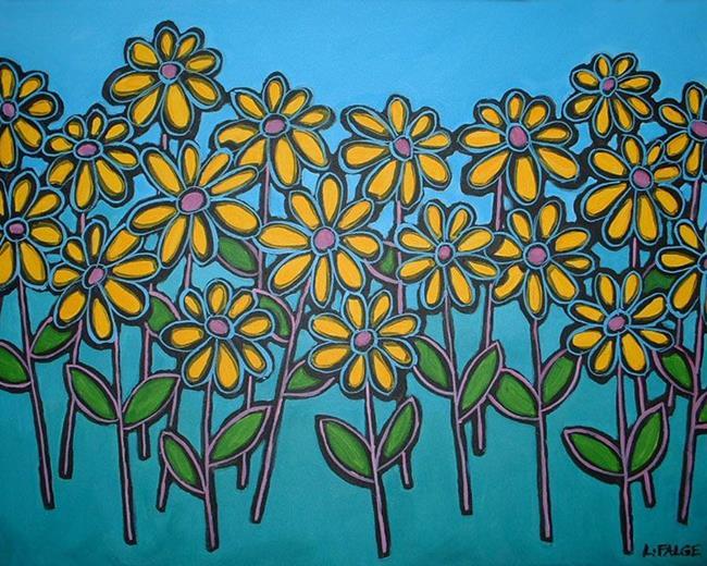 Art: Daizee Daze by Artist Lindi Levison