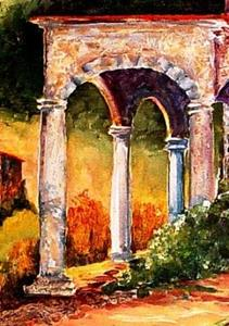 Detail Image for art Villa in Tuscany - SOLD