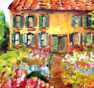 Detail Image for art Dream Garden