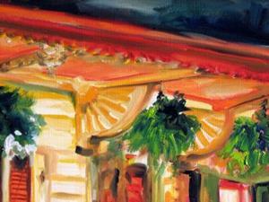 Detail Image for art NEW ORLEANS FRENCH QUARTER HOME