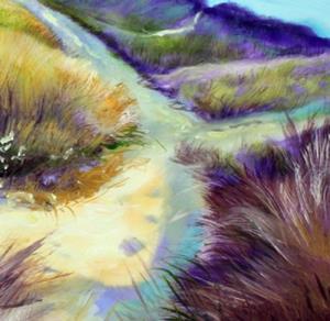 Detail Image for art An English Shore Crantock Beach
