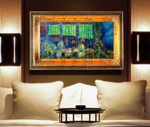 Detail Image for art GREEN STRIPES