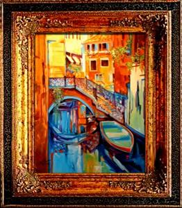 Detail Image for art VENICE REFLECTIONS