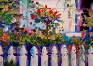 Detail Image for art GARDEN GATE