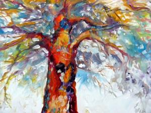Detail Image for art TREE of LIFE ~ HOPE