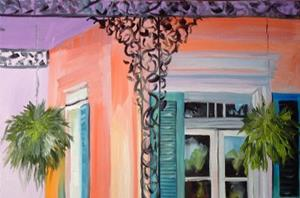 Detail Image for art IN THE FRENCH QUARTER