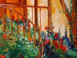 Detail Image for art A TUSCANY FRONT PORCH