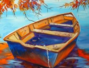 Detail Image for art ALL TIDE UP