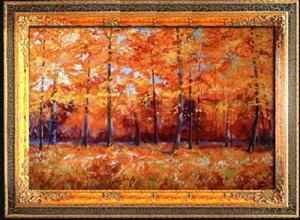 Detail Image for art FALL FOREST